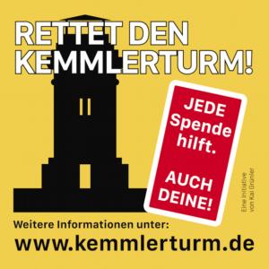 Initiative RETTET DEN KEMMLERTURM!